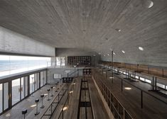 The latest, coolest library is in a concrete building on the beach in China - Book Patrol: A Haven for Book Culture