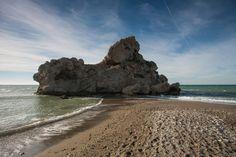 Playa El Peñón del Cuervo