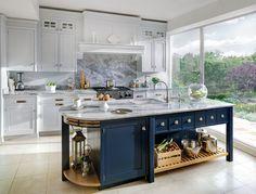 Luxury Bespoke Kitchens - New England Collection   Mark Wilkinson