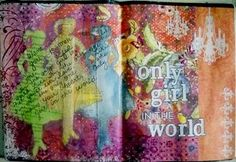 from a Year in the Life of an Art Journal Blog