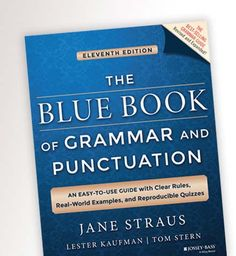 The Blue Book of Grammar and Punctuation   Free grammar definitions-Note American usage