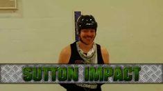 Atom Wheels Frontrunner Sutton Impact explains and demonstrates proper roller derby blocking techniques. Roller Derby Drills, Roller Derby Skates, Roller Skating, Train Hard, Workout, Fitness, Athletics, Coaching, Skull