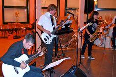 kleine Band auf Hochzeitsfeier in Gotha