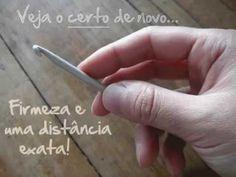 Crochê: aula básica para aprender | Superziper - YouTube                                                                                                                                                     Mais