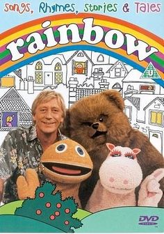 Vintage Rainbow Badge - British Kids TV Show 1980s Childhood, My Childhood Memories, Childhood Images, Sweet Memories, Rainbow Badge, Rainbow Songs, Kids Tv Shows, My Memory, Arrow