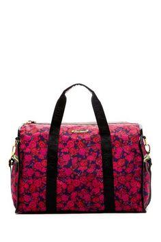 Midnight Express Weekender Bag by Betsey Johnson on @HauteLook