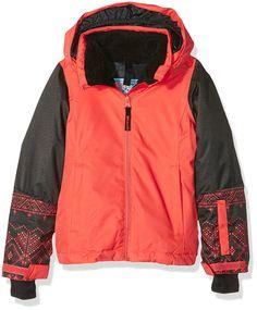 Brunotti niña jaffi Jr Girls Jacket Chaqueta: Amazon.es: Deportes y aire libre