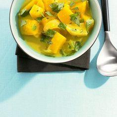 ESSEN & TRINKEN - Curry-Mango-Suppe Rezept