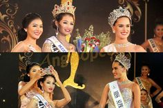 Swe Zin Htet crowned as Miss Supranational Myanmar 2016