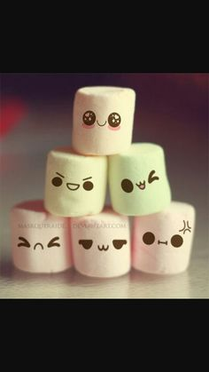 keep calm and eat marshmallows Cute Emoji Wallpaper, Food Wallpaper, Cute Wallpaper Backgrounds, Cute Cartoon Wallpapers, Cute Images, Cute Pictures, Marshmallow Images, Marshmallow Treats, Marshmello Wallpapers