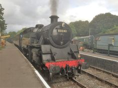 BR Standard Class 4 tank steam locomotive