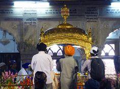 Sisganj Gurdwara, Delhi - So Pretty, Sat Nam Waheguru