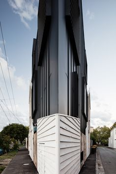 Acute House is the transformation of a 'renovator's nightmare' into a compact 21st century family home.