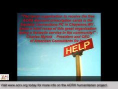 Equality Connections PC Receive Tribute & Prescription Help by Charles Myrick