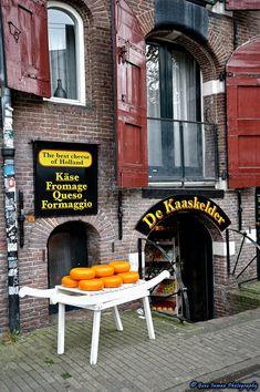 - Amsterdam, Holland | by GeneInman.com