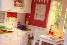 Nerea Pozo Art: New Diorama SPRING KITCHEN