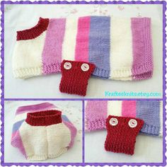 Check out this item in my Etsy shop https://www.etsy.com/uk/listing/464752668/multi-pink-hand-knitted-coat-for-dogs