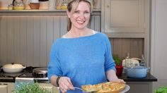 From simple scones to impressive cakes Rachel Allen dons her pinny for the baking basics Healthy Foods To Eat, Healthy Recipes, Rachel Allen, Baking Basics, Tv Chefs, Yummy Mummy, Recipe Sites, Little Kitchen, Food Preparation