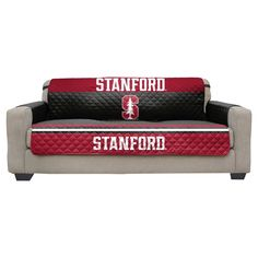 NCAA Stanford Cardinals Sofa Protector, Stanford Cardinal