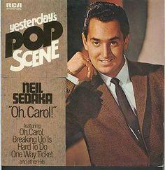 Neil Sedaka  --  Oh Carol!