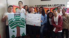 Diretoria de Ensino de Votuporanga - E.E. Dr. José Manoel Lobo – Programa Sala de Leitura – Circuito de Juventude 2015 – Instituto Ayrton Senna