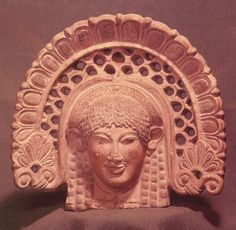 Etruscan Goddess