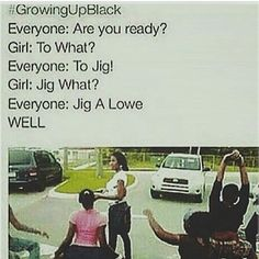 I remember this#growingupblack