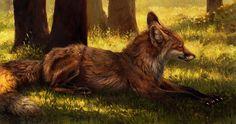 Sunlit by kenket on DeviantArt