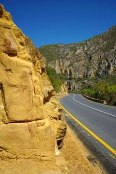 Tradouw Pass on A 17, Countryside, Paths, South Africa, Most Beautiful, Road Trip, Scenery, Old Things, Country Roads