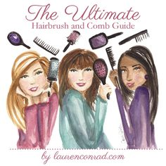 Beauty School: The Ultimate Hairbrush and Comb Guide