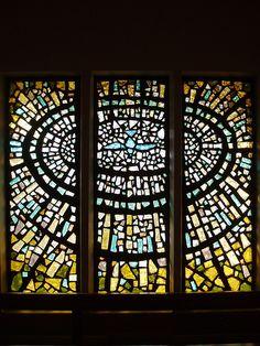 Holy Spirit Window | The Sacred Heart Roman Catholic church … | Flickr