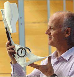 Researchers develop 3D printed foot orthotics   ACNR   Online Neurology Journal