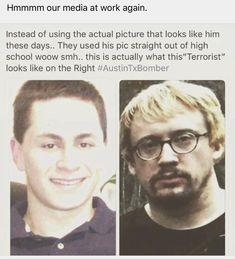 Wow...same media manipulation as trayvon martin and the ferguson,mo criminal