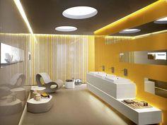 bagno giallo