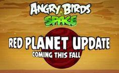 Angry Birds Space: Rovio está trabajando en su propia expedición a Marte