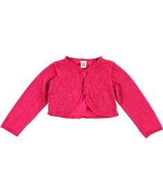 Carters Sparkly Cardigan  Pink12M -- More info could be found at the image url. (This is an affiliate link)
