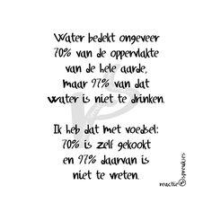 Kookkunsten (© Heidi, Reactie Spreukjes) #ikkandat #ikhebdat #ikdoedat #humor…