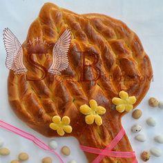 Γλυκόψωμο «Πασχαλινό Δέντρο»   Sugar & Breads in Greece