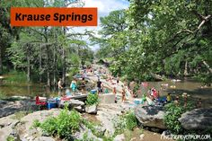 10 Tips for Families Visiting Krause Springs ~ Spicewood, TX - R We There Yet Mom? | Family Travel for Texas and beyond...