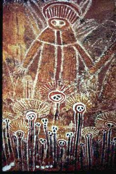 Aboriginal Rock Art ( some of the art has been acurately dated at 15,000 years old however a lot of Australian Aboriginal Rock Art is suspected to be up to 50,000 years old) - Bing Images