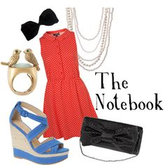 """The Notebook"" by lalakay on Polyvore"