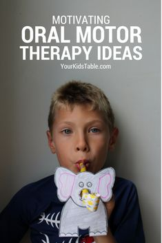 Tons of oral motor exercises for toddlers and kids that can easily and naturally be used in the home. Plus, get a free downloadable PDF! #homeschoolingideasfortoddlers