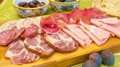 Affettati misti (Italian Cured Meat Platter)