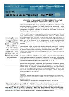 Informação presta: leia os arquivos do blog: SÍNDROME DE GUILLAIN-BARRÉ PÓS INFECÇÃO PELO VÍRUS...