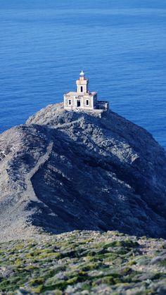 Faro di Livada, Tinos Mykonos, Santorini, Most Beautiful Beaches, Beautiful Places, Crete Greece, Greece Travel, Athens, Travel Inspiration, Around The Worlds