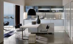contemporary kitchen design - Google Search