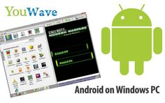 Only Free Download-YouWave for Android    YouWave runs Android apps and app stores on your PC, no phone required. You will have the possibility to download numerous mobile programs via the app stores within YouWave.    High performance - The fastest way to run Android on pc