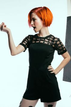 Hailey Williams (paramore) ♥