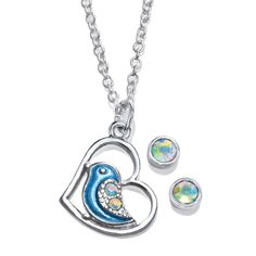 You will love this product from Avon: Soaring Love Necklace And Earring Gift Set Thing 1, Love Necklace, Affordable Jewelry, Jewelry Gifts, Fashion Accessories, Just For You, Bling, Pendant, Avon Products