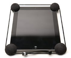 Check out our review of iBallz case for iPad.    http://www.mainstreetapple.com/2012/02/yep-you-heard-correctly-protect-your.html